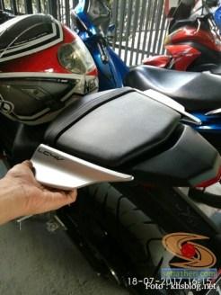 behel Yamaha All New R15 tahun 2017