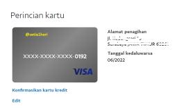 cara verifikasi paypal via bank permata tahun 2017