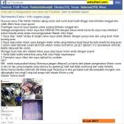 simpati netizen untuk korban pemerasan vixion 7 jeti di jogja