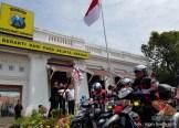 Serunya Honda CB150R StreetFire Konvoi Kemerdekaan 2017 di Kota Surabaya (6)