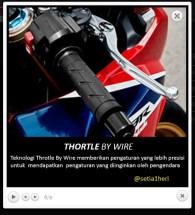 fitur throttle by wire honda cbr1000rr fireblade tahun 2017