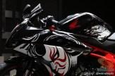 modifikasi Honda CBR250RR Special Edition tema The Art of Kabuki tahun 2017