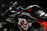 modifikasi Honda CBR250RR Special Edition tema The Art of Kabuki tahun 2017