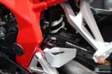 mono shock Honda CBR250RR Special Edition tema The Art of Kabuki tahun 2017