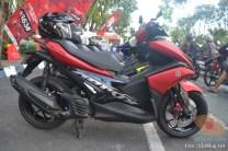 Kumpulan modifikasi minimalis Yamaha Aerox 155 VVA (5)