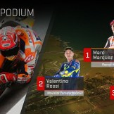 Hasil Moto GP Australia 2017 yakni Marques, Rossi, Vinales...Dovizioso ke 13