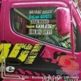 Kumpulan Tulisan lucu di kaca samping truk ....hehehe....gokil 2017 (27)