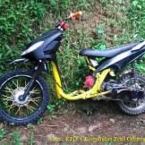 Kumpulan gambar motor trail basis motor matic alias trail matic (4)
