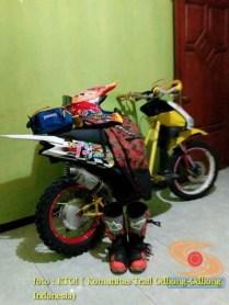 Kumpulan gambar motor trail basis motor matic alias trail matic (5)
