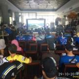 Serunya nobar Moto GP Malaysia 2017 bersama Michelin di The Goods Dinner Surabaya (7)