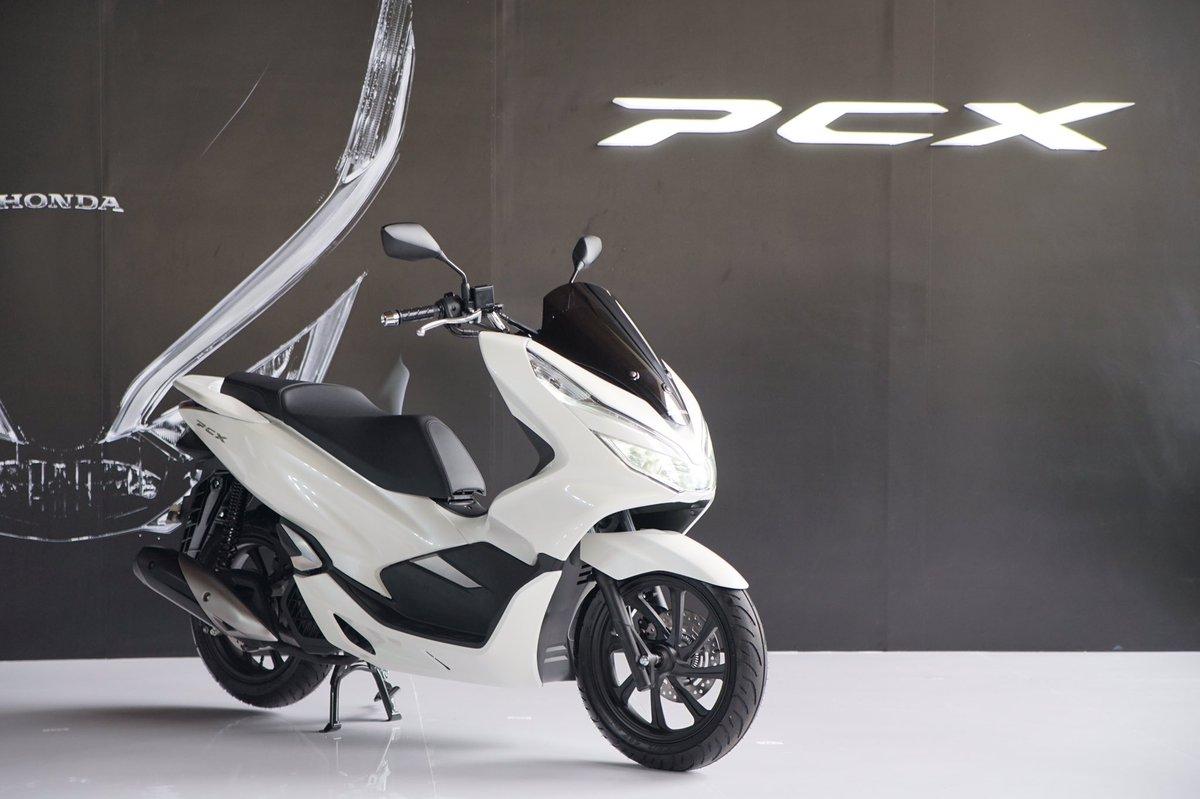 Spesifikasi Harga Dan Pilihan Warna Honda Pcx 150 Lokal Indonesia