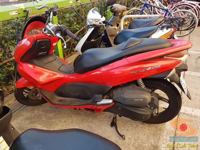 Jepretan Foto Motor Motor Matic Di Jepang Setia1heri Com