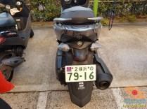 Jepretan foto motor-motor matic di Jepang tahun 2017 (4)
