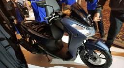 Penampakan Yamaha Lexi 125 cc tahun 2018...mirip adiknya NMAX gans.. (10)