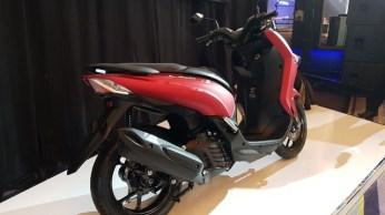 Penampakan Yamaha Lexi 125 cc tahun 2018...mirip adiknya NMAX gans.. (2)