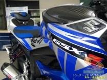 gambar detail Modifikasi sadis Suzuki GSX S 150 dari Kota Pahlawan tahun 2018 (10)