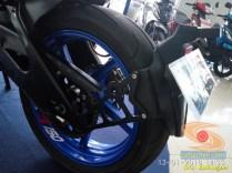gambar detail Modifikasi sadis Suzuki GSX S 150 dari Kota Pahlawan tahun 2018 (29)