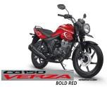 4 pilihan warna dan harga Honda CB150 Verza tahun 2018