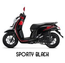7 Pilihan warna dan stripping baru New Honda Scoopy tahun 2018 (6)