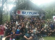Deklarasi GSX Club Indonesia Chapter Sukabumi dihadiri Wakil Walikota