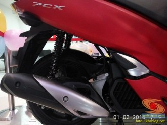 Lebih dekat dengan Honda PCX 150 lokal Indonesia tahun 2018 (7)