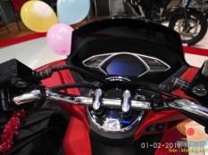 Lebih dekat dengan Honda PCX 150 lokal Indonesia tahun 2018 (9)
