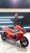 Ragam Modifikasi Honda PCX 150 Indonesia tahun 2018 (6)