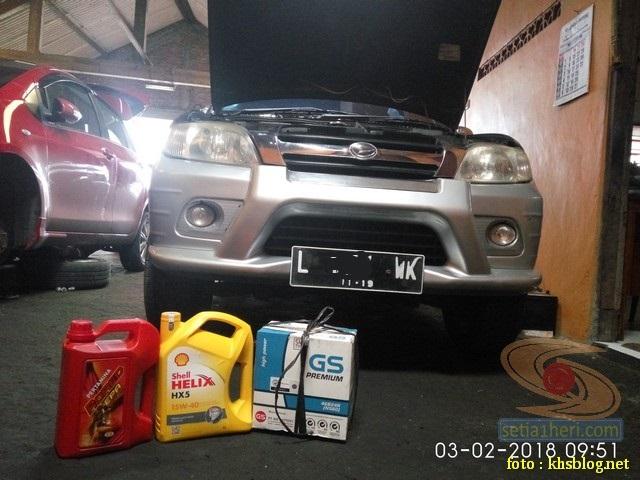 Review aki mobil merk Incoe tipe 46B24R (NS60) di Daihatsu Taruna....tahan 5 tahun gans... (4)