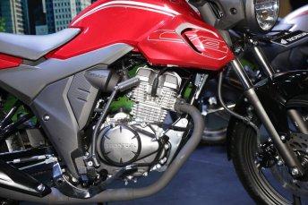 gambar shroud Honda CB150 Verza tahun 2018