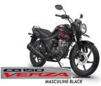 ragam pilihan warna dan harga Honda CB150 Verza tahun 2018
