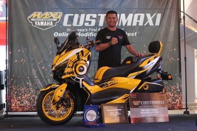 The Best Xmax Modification (Imran Syukri / Makassar)