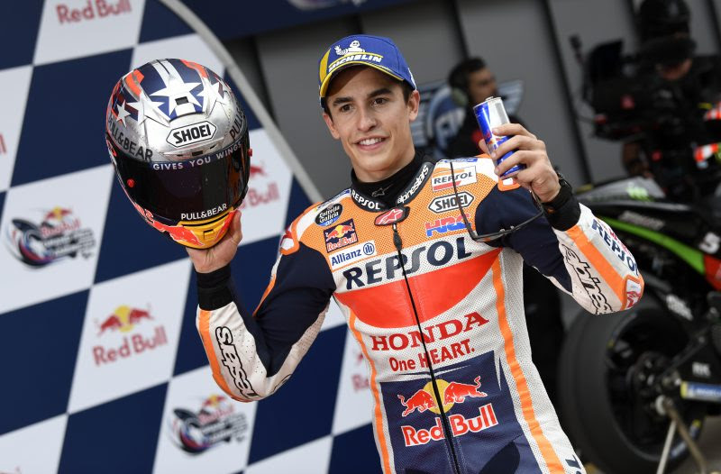 Download Video Full Race MotoGP Amerika tahun 2018, Raja COTA tetap Marquez