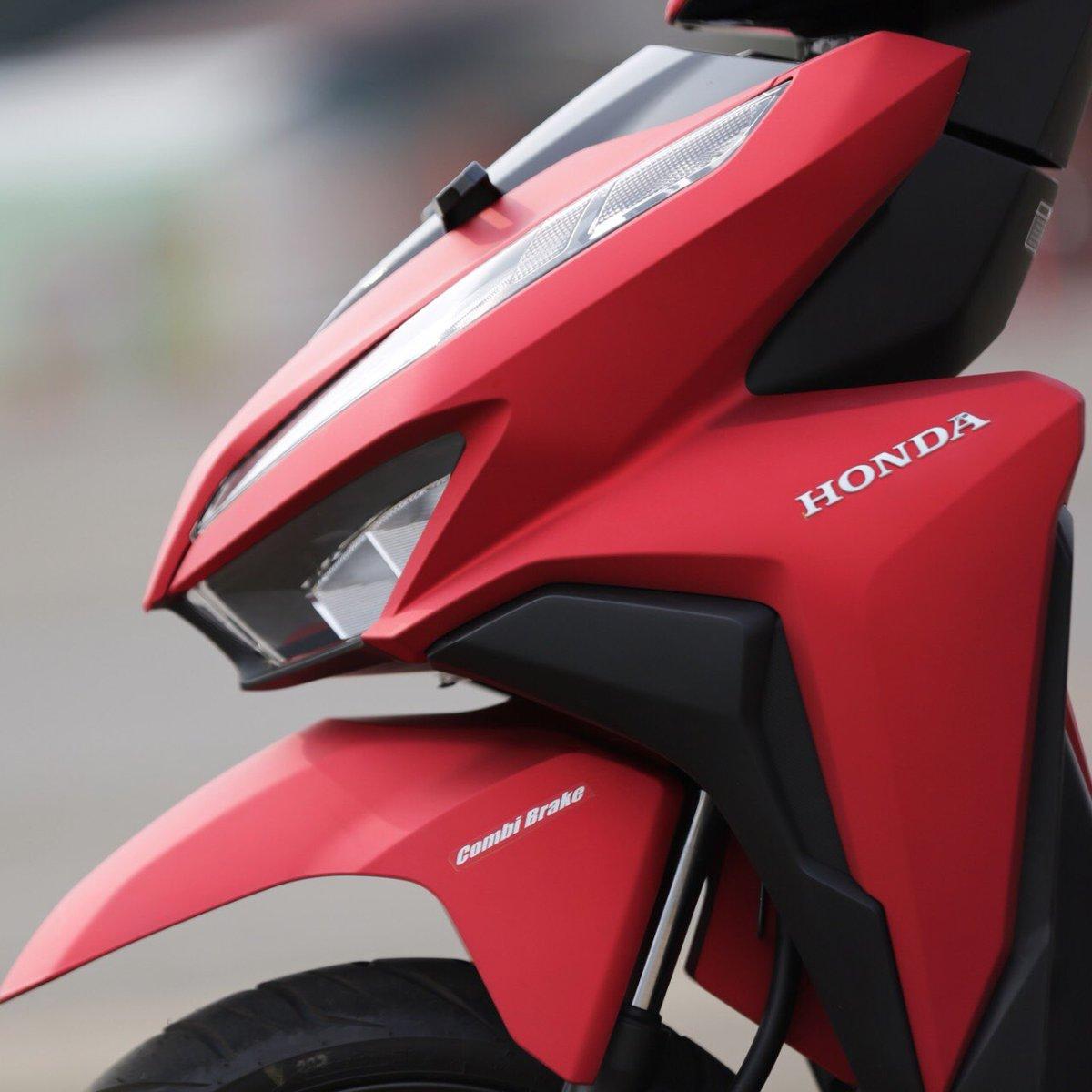 Spesifikasi Harga Dan Pilihan Warna Model Baru All New Honda Vario