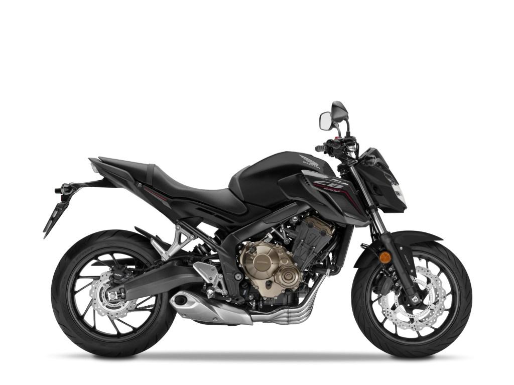 Warna baru moge Honda CB650F tahun 2018