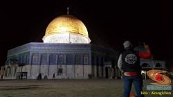 akang ichan bandung di masjid al-aqsa tahun 2018