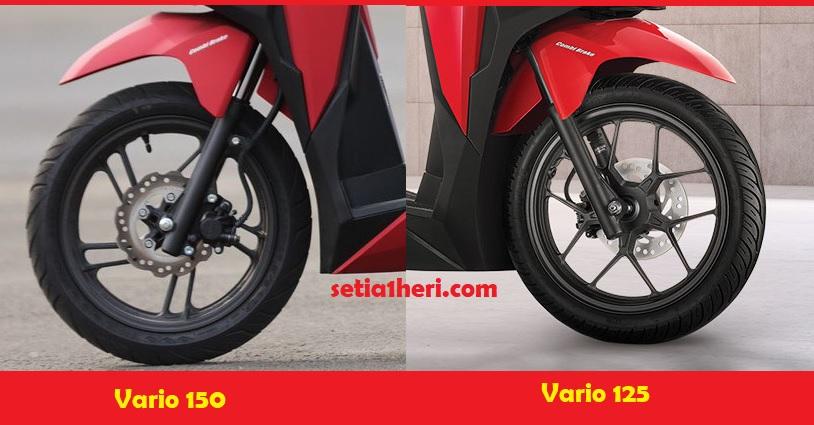 Wow Keren Modifikasi New Honda Vario 150 Special Edition Persebaya