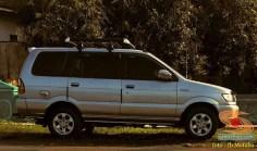 ragam posisi antena HT di mobil
