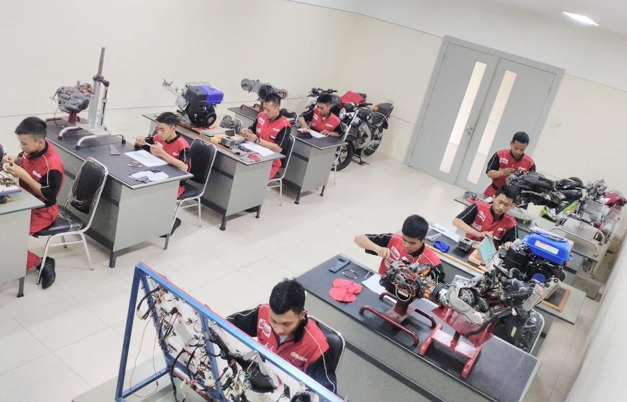 Pendaftaran kursus Mekanik Yamaha YES di Kota Surabaya tahun 2018, monggo dicatat