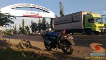 Serunya blogger setia1heri manasin mesin Suzuki GSX R 150 alias si 3C0 buat sungkem emak di Tuban (3)