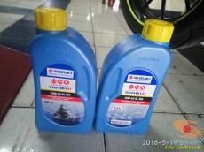 Servis pertamax Suzuki GSX R150, si 3CO ganti filter oli sekalian brosis (7)