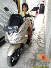 blogger setia1heri Ngincipi Honda PCX Indonesia wira-wiri Gresik-Surabaya tahun 2018 (22)