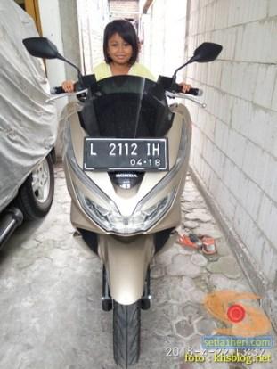 blogger setia1heri Ngincipi Honda PCX Indonesia wira-wiri Gresik-Surabaya tahun 2018 (23)