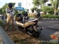 blogger setia1heri Ngincipi Honda PCX Indonesia wira-wiri Gresik-Surabaya tahun 2018 (29)