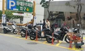 motor-motor di jalanan kota seoul korea selatan tahun 2018 (1)