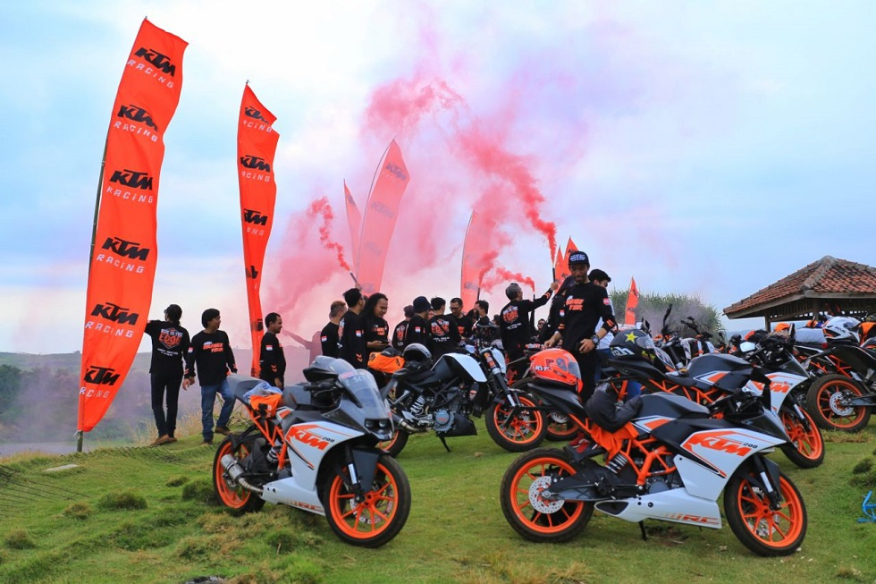 KTM Orange Tour Juli 2018 : Rute Seru Jakarta - Cileteuh Sukabumi!, Monggo join brosis..