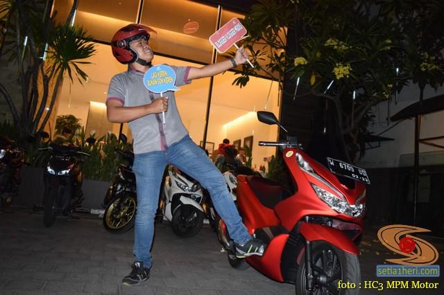 Keseruan Halal Bihalal Blogger dan Vlogger bersama Honda di Jawa Timur tahun 2018 (12)