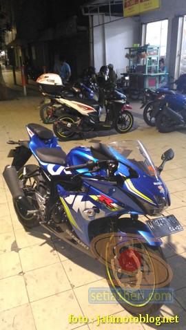 Kodpar HBH Jatimotoblog 2018 guyubz rukun blogger jawa timur dan 3 pabrikan Honda, Yamaha dan Suzuki (13)