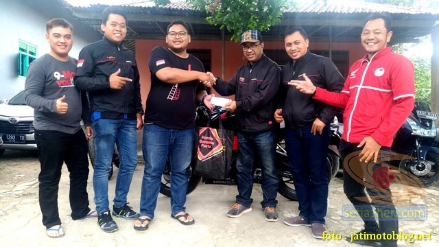 Kodpar HBH Jatimotoblog 2018 guyubz rukun blogger jawa timur dan 3 pabrikan Honda, Yamaha dan Suzuki (2)