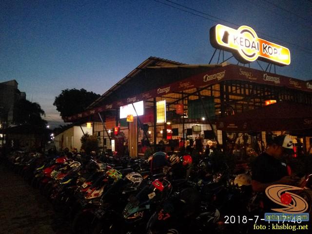 Meriahnya Halal Bihalal Biker Suzuki Jawa Timur dan Nobar Moto GP Assen 2018 (12)
