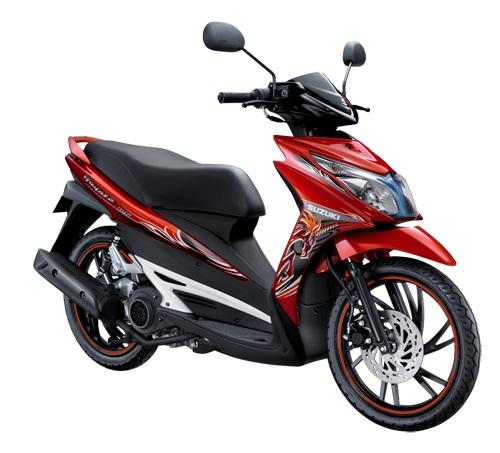 Pajak motor Suzuki-Hayate di Jawa Timur